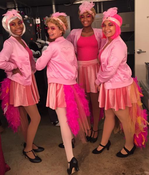 costumes, seussical, theater