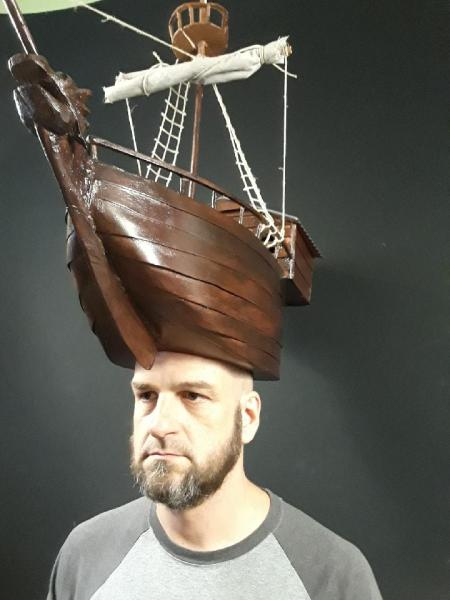 hat ship pirate