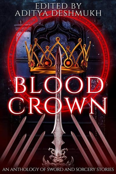 """Blood Crown"" contains Vonnie's story, ""Blood-Soaked Biscuits."""