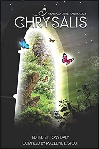 """Chrysalis"" includes Vonnie's story, ""Feathers."""
