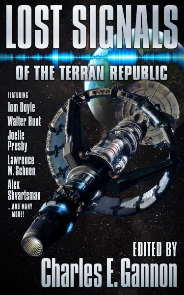 """Lost Signals of the Terran Republic"" contains Vonnie's story, ""From the Stars."""