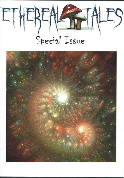 """Morpheus Tales: The Ethereal Tales Special Issue"" contains Vonnie's story, ""Black Bear."""