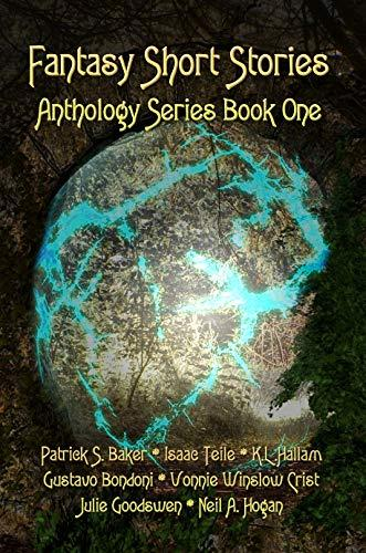 """Fantasy Short Stories: Anthology Series Book One"" contains Vonnie's story, ""Travelogue."""