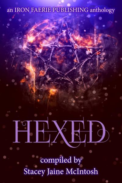 """Hexed"" contains Vonnie's story ""Lady Crow"" - beginning place for ""Lady Raven."""