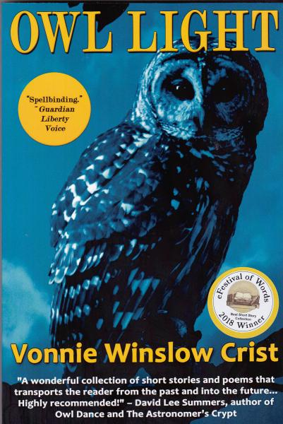 """Owl Light"" by Vonnie Winslow Crist"