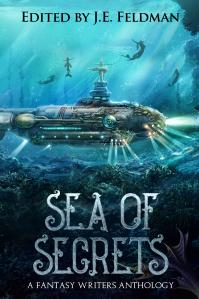 """Sea of Secrets"" contains Vonnie's story, ""What Lies Below."""