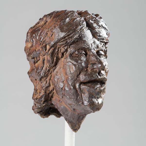 Portrait of Cyril Jordan of the Flaming Groovies