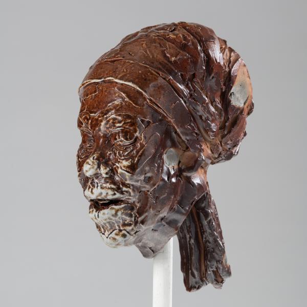 Portrait of Maloune of Chouk Bwa Libete