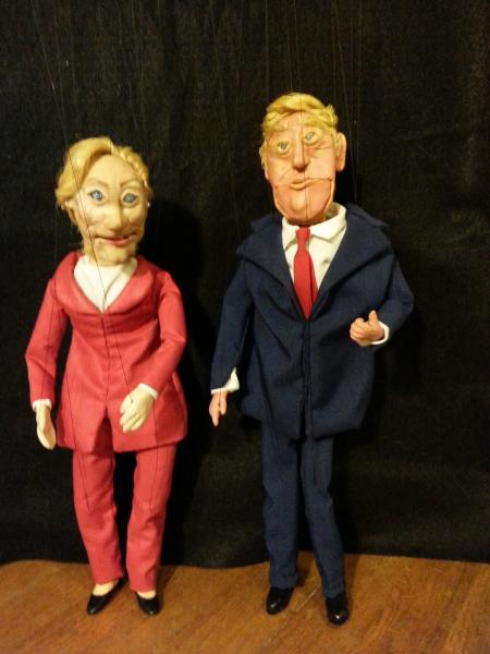 Puppets of Puppets That Called Each Other Puppets