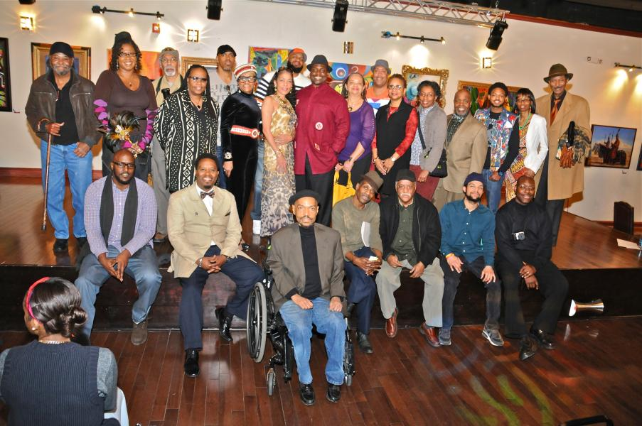 Baltimore's Unsung Participants @ The Downtown Cultural Arts Center