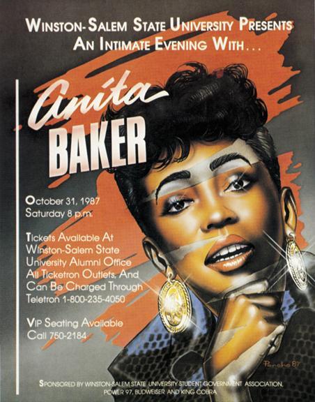 ANITA BAKER LIVE