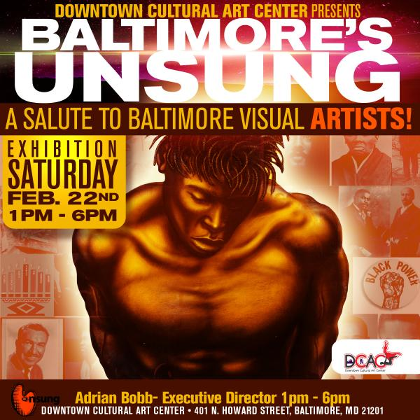 Baltimore's Unsung Promotional Ad