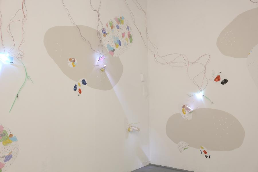or, if there be flooding (installation view)