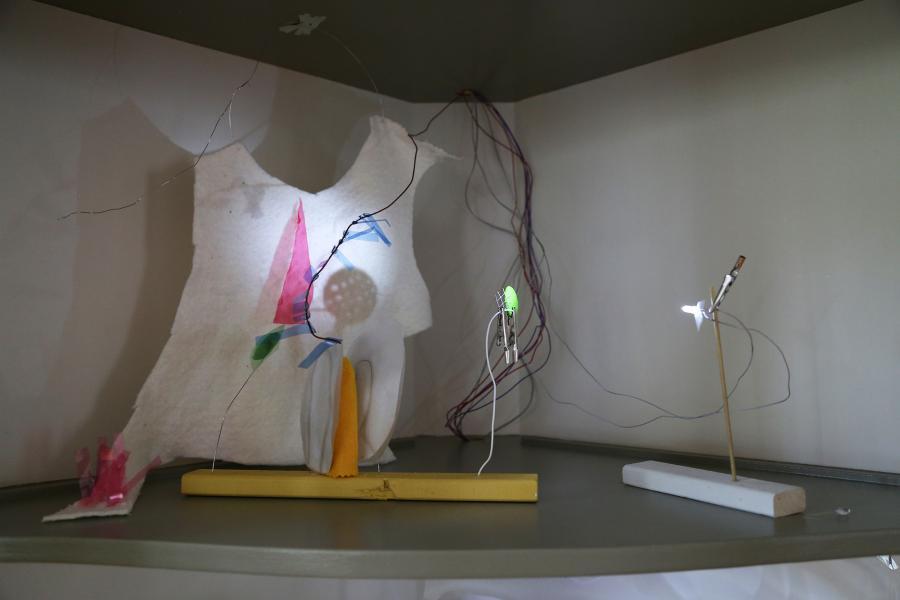 improvisational sculptures