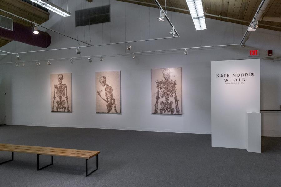 Skeleton art, katenorrisart, mixedmediacollage, collageart, Teenesse Tech Uinversity