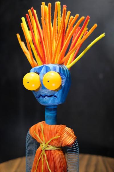 Genny puppet