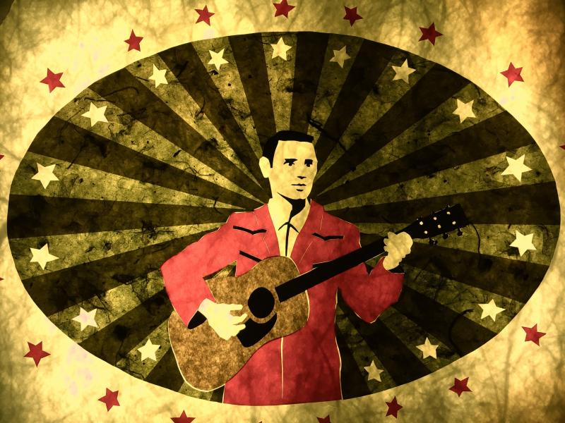 Musical hero, George Jones