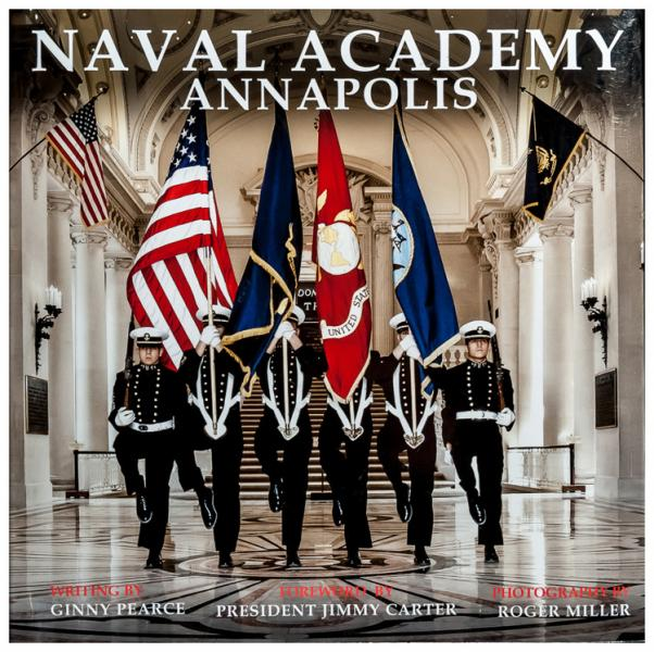CURRENT BOOK ON THE NAVAL ACADEMY