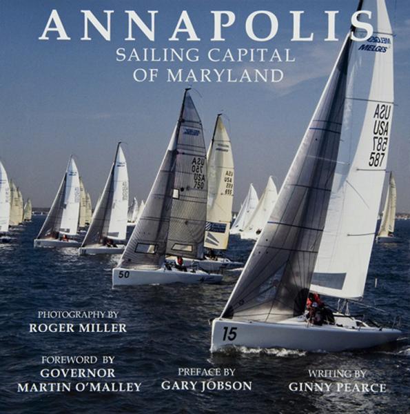 """ANNAPOLIS SAILING CAPITAL OF MARYLAND"""