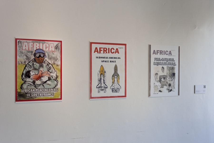 Amado Al Fadni, Africa as a first world nation