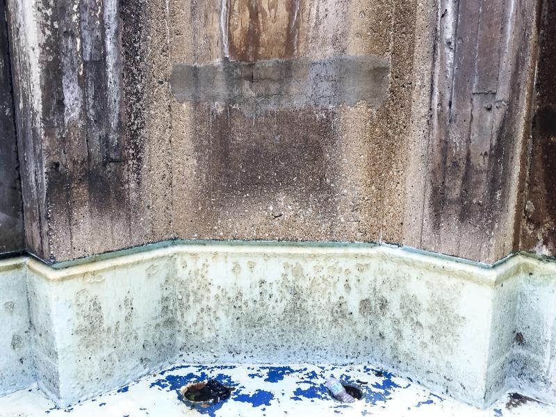 McKeldin Fountain V