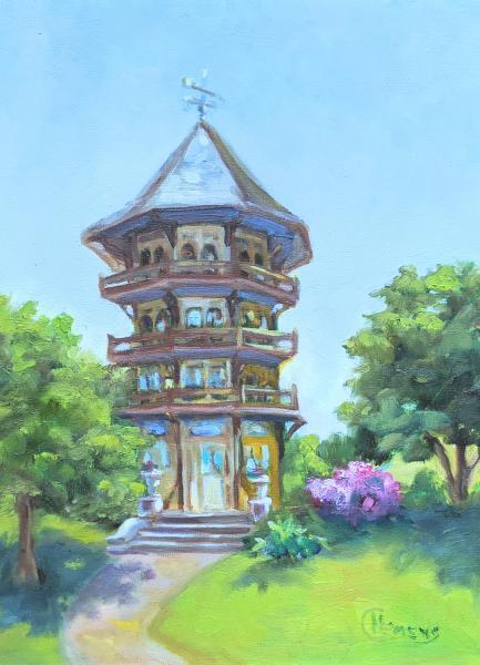 Pagoda, Patterson Park
