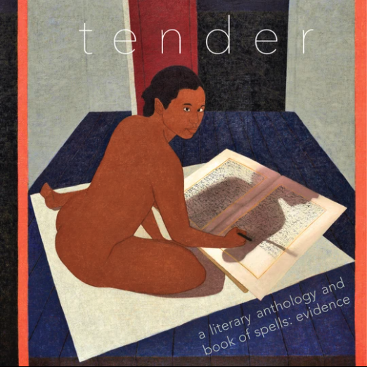cover art by Mequitta Ahuja