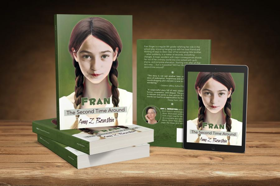 book covers and jacket copy