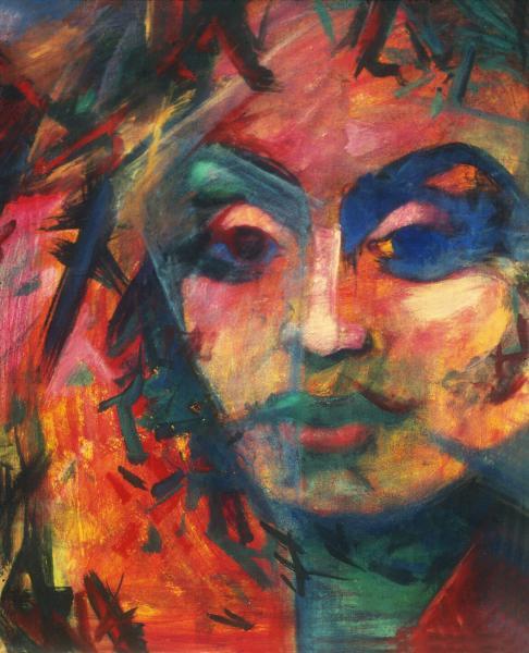 painting, acrylic