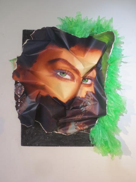 Sculpture, portraits, printmaking, mixed media