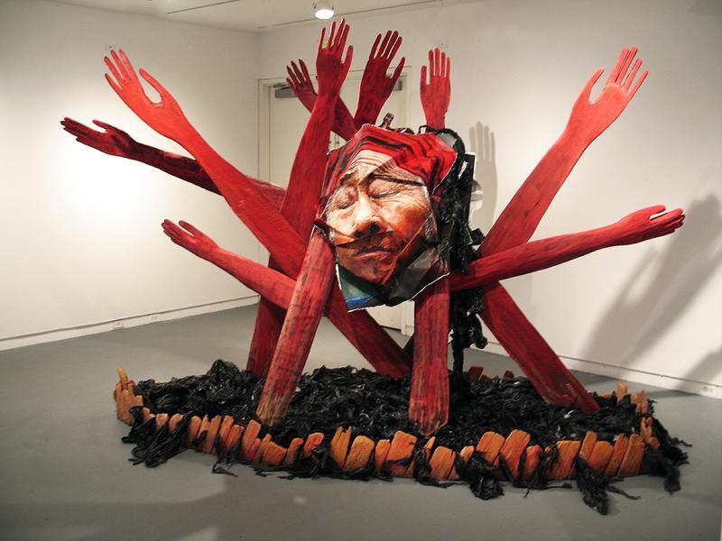 installation, sculpture, mixed media