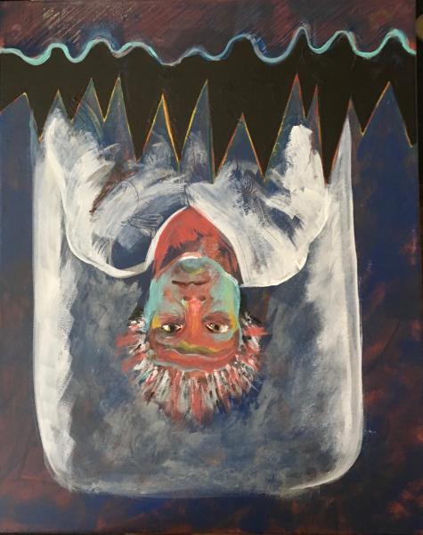 painting, political, portrait