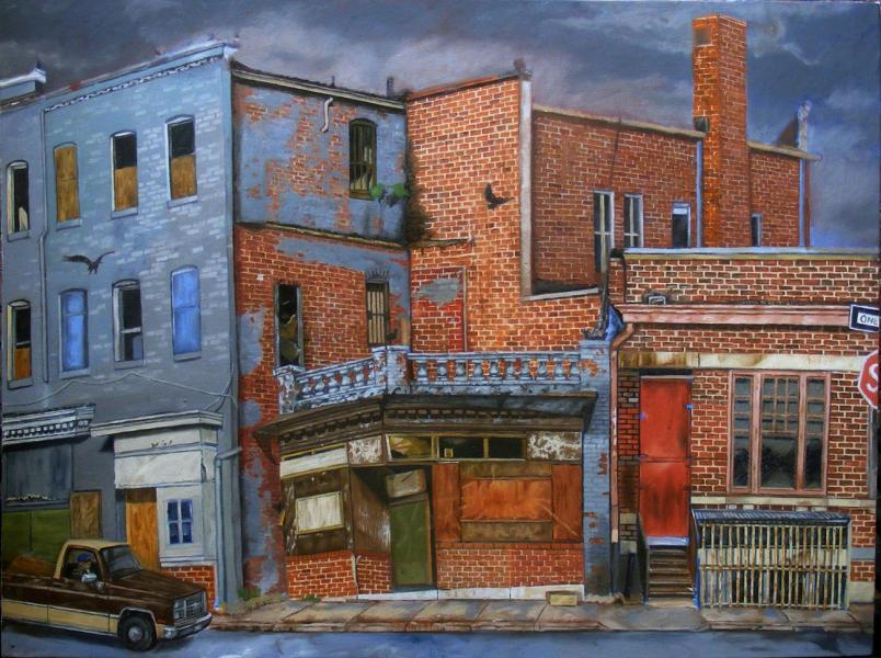 Baltimore Ruins V