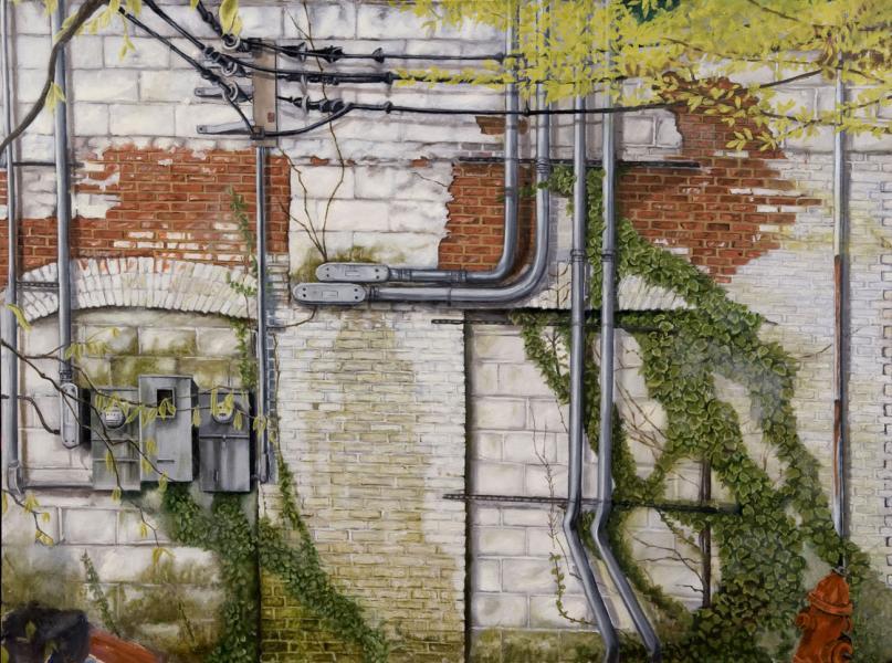 Baltimore Ruins III