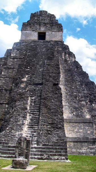 A Temple in Guatemala