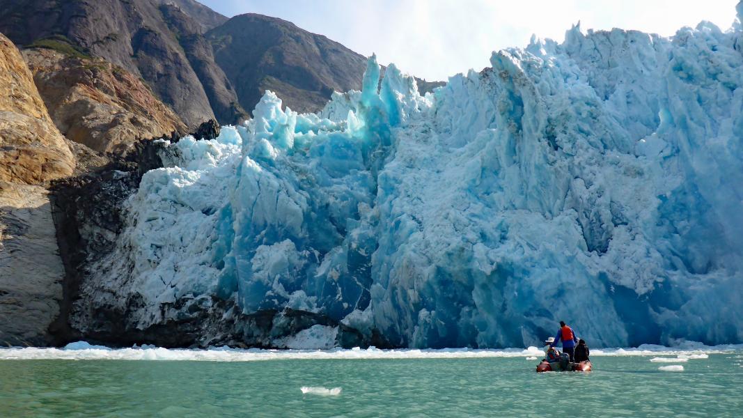 The Zodiac and the Glacier