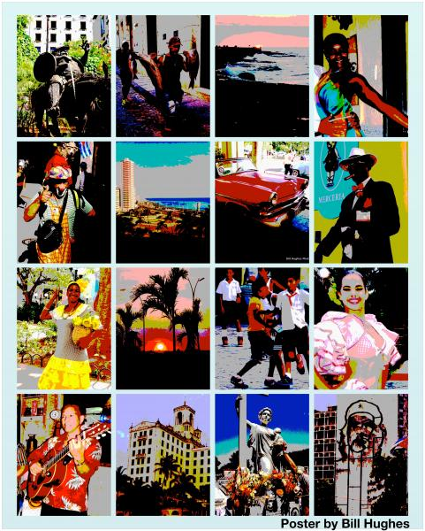 Pop Art Tradition Comes Havana's Way