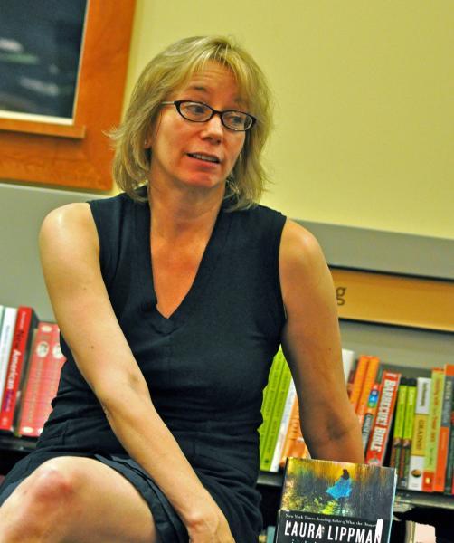 Mystery Writer- Laura Lippman