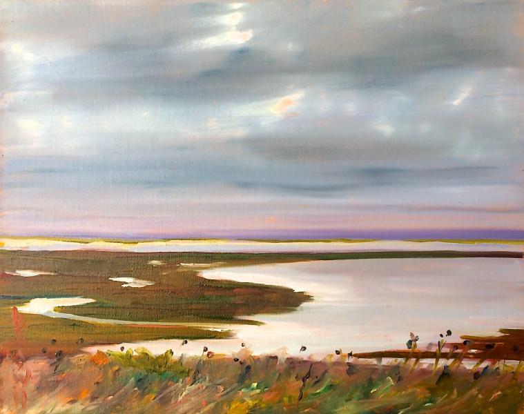 American artist Jo Brown Cape Cod Massachusetts