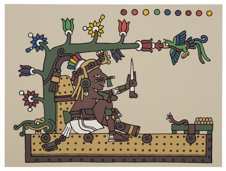 Codex Quetzal Gaymexicanart