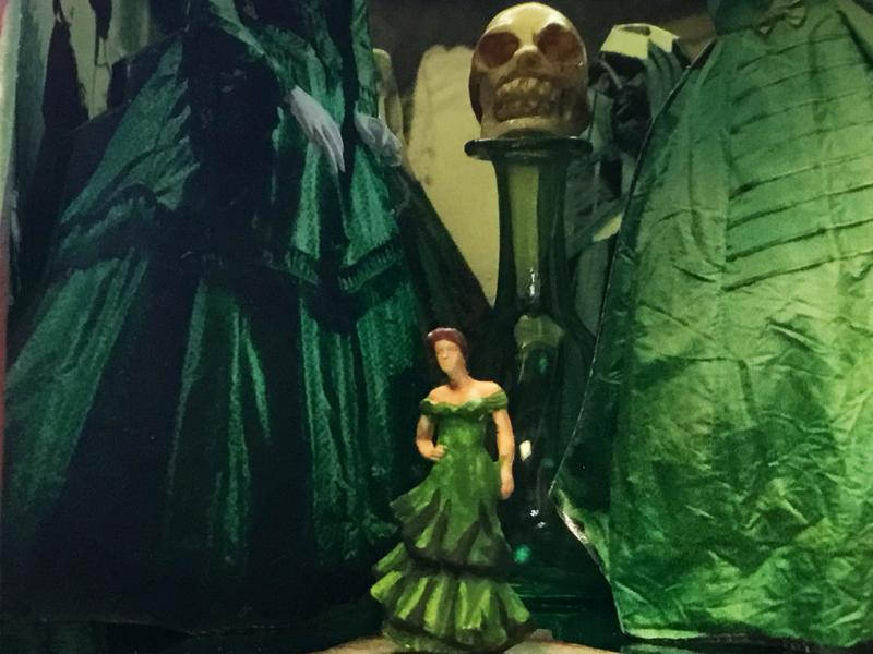 Theater of the Poison Dresses