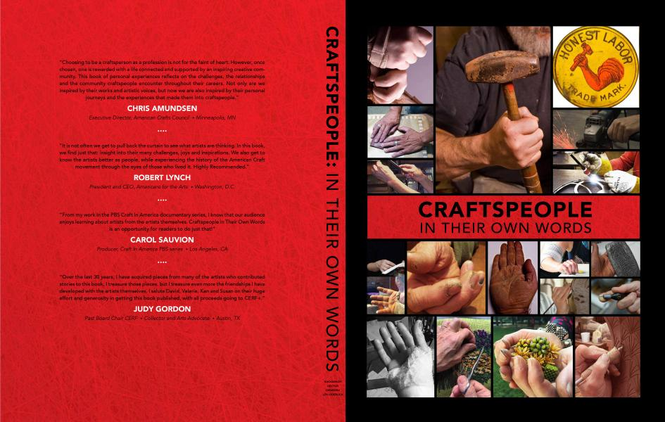 The 85 stories contained in Craftspeople in Their Own Words range from practical to philosophical; from comical to dramatic; and from deeply personal to purely factual. Whatever the theme, these stories inspire, recounting career challenges, family crises