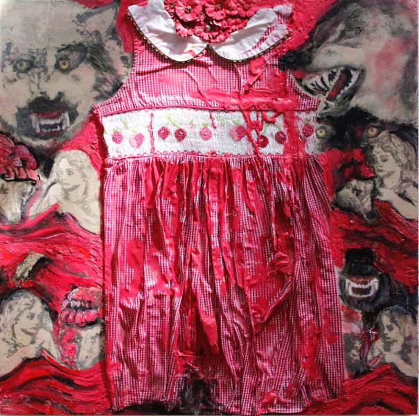 Red RidingHood's Dress