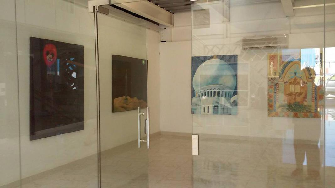 Gallery Exhibition upon completion of residency.