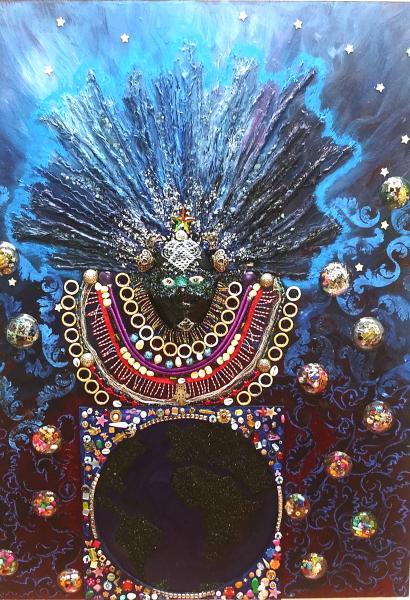 Mawu spirit assemblage
