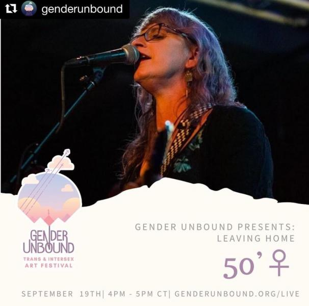 Promotion for Gender Unbound