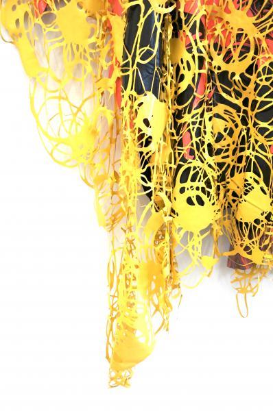 Yellow Lace Artifact