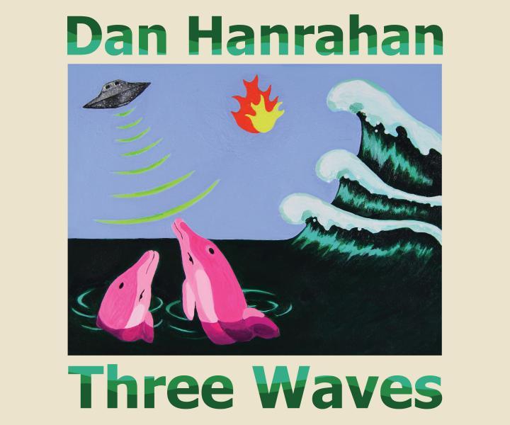 Three Waves Album cover designed by Christine Ferrera