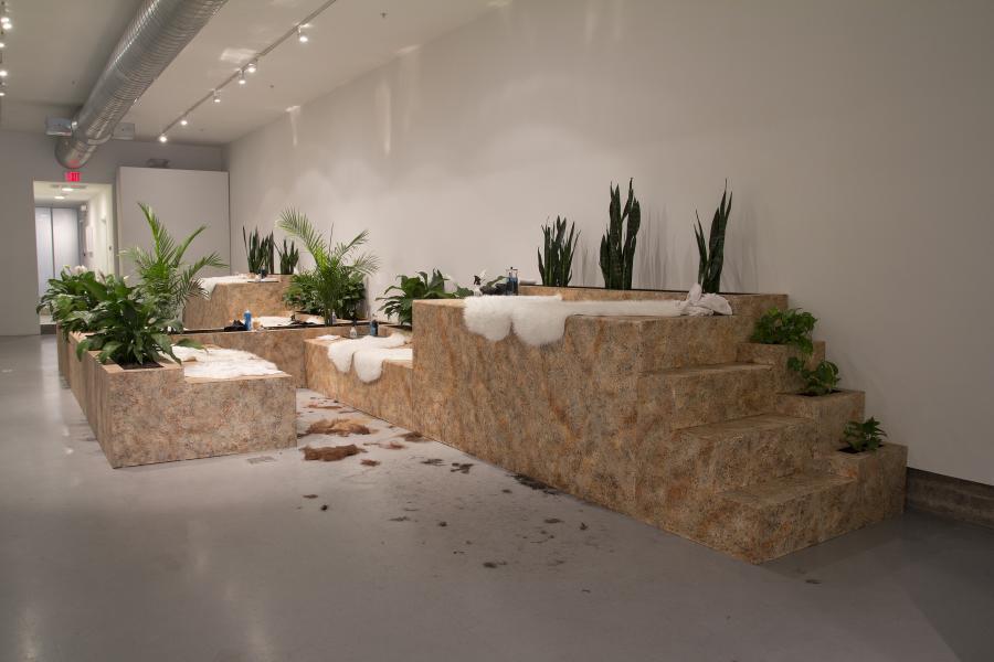 sculpture, installation, interactive