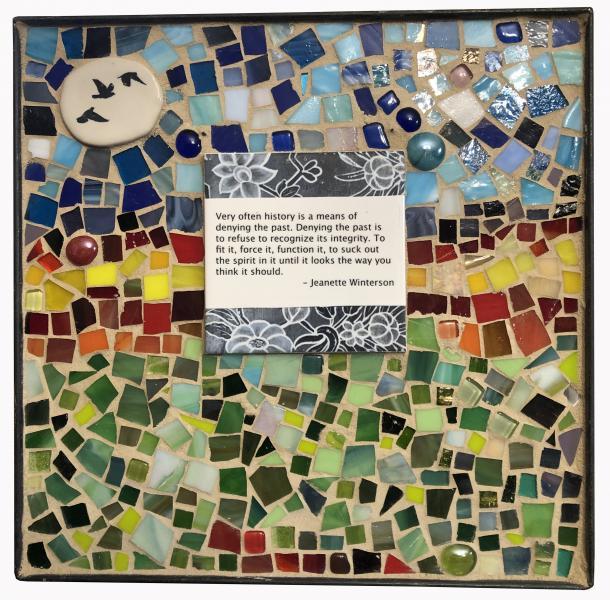 Mosaic, History